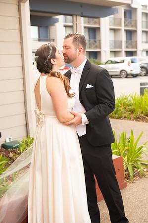 Stephanie & Mark Wedding