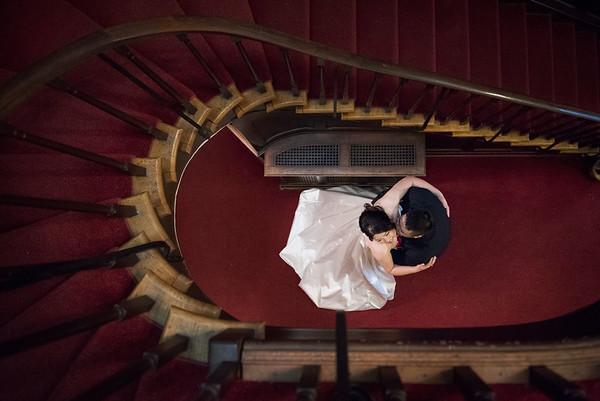 Jillaine and Willie's Wedding - Heintzman House and Casa Deluz Banquet Hall