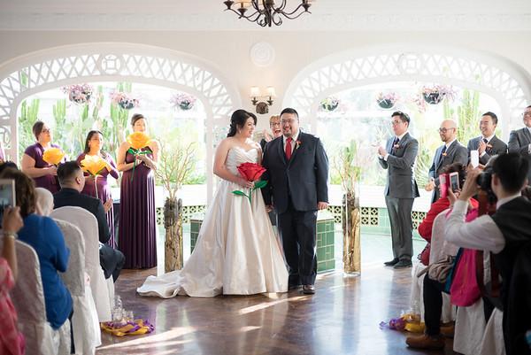 Jillaine and Willie's Wedding