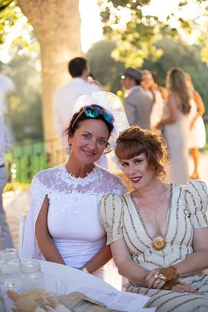 Clibby Wedding