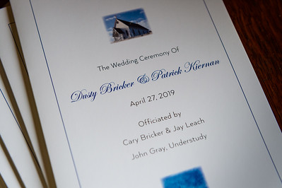 Dusty & Patrick Wedding