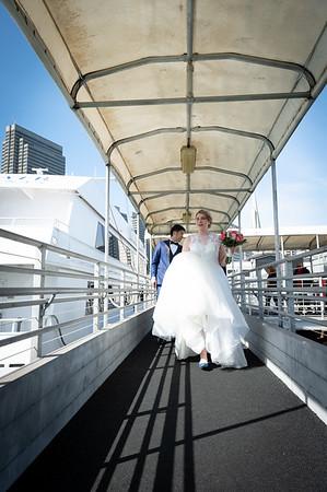 Lena & Daigo Wedding