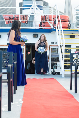 Rosalie & John Hornblower Wedding