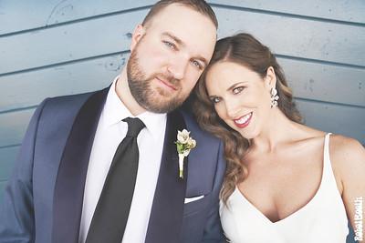 02.16.2019 Wedding at the Stables at Foxhall Resort - Kaylan and Wallace - Six Hearts Photography