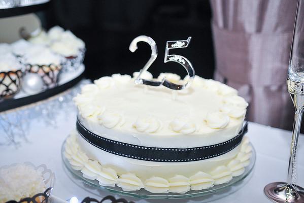 Mul & Rose                     25th Anniversary