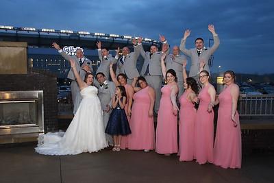 Mahoney Wedding