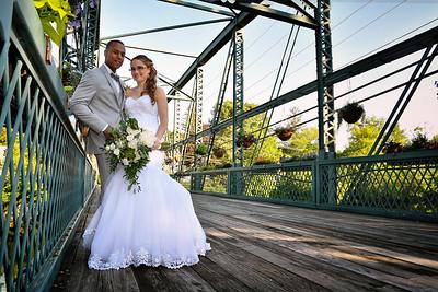 6-25-17  Melissa & Eric  Riverview