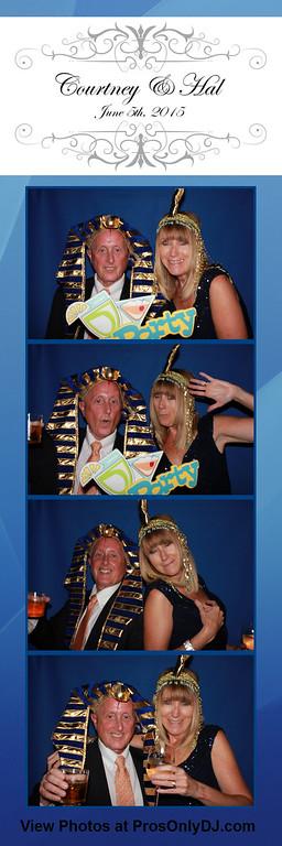 6-5-15 Courtney & Hal Wedding