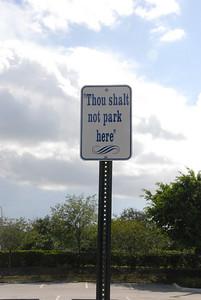 A new commandment...