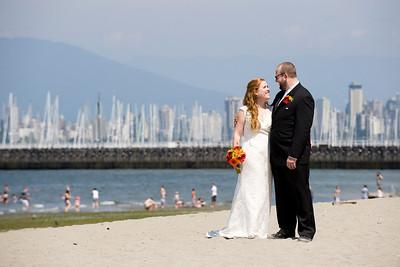 <b>6.13.09: OUR WEDDING:  Pre-Wedding Formal Shots of Wedding Party (pro)</b>