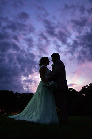 8-10-18 Melissa & Tim  | Waterview