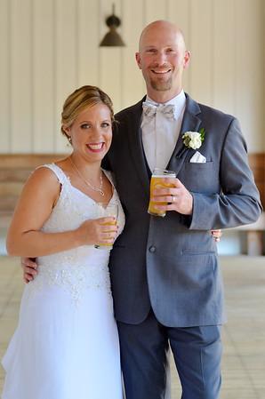 8-24-18  Ellen & Brian | Stony Creek Brewery