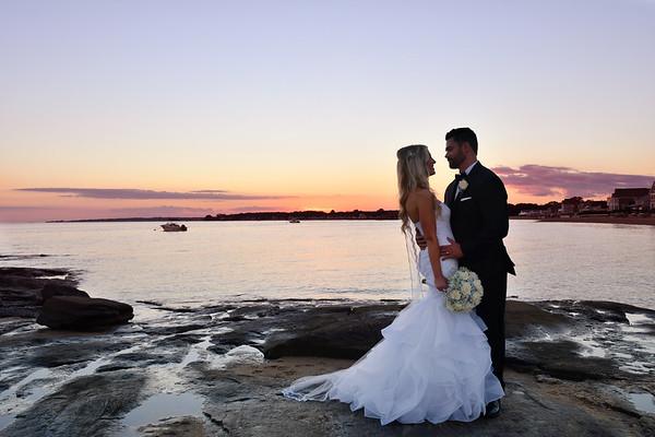 9-15-18 Jessica & John | Madison Beach Hotel