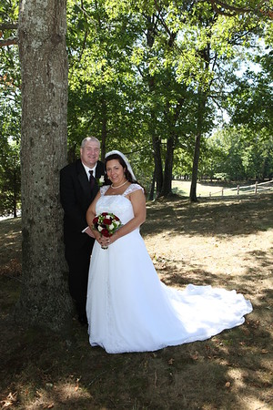 Murren Burnham Wedding