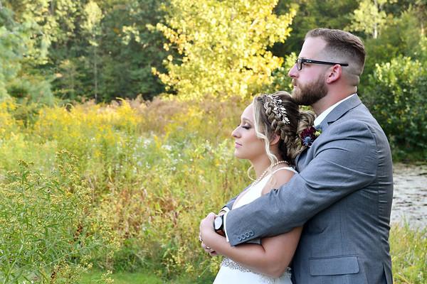 9-22-18  Nicole & Brandon | The Lake House