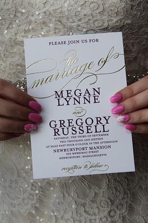 Lynne & Russell Wedding