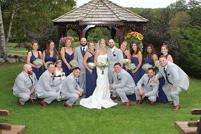 Gaumond  Wedding
