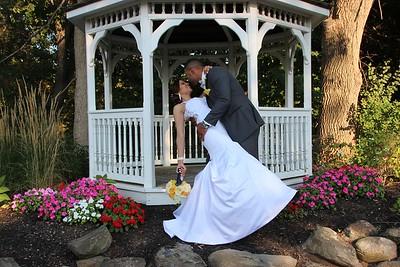 Vasquez Bartys  Wedding