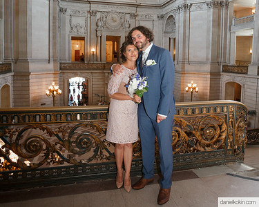 Alex and Doug | SF City Hall | 07-24-2014
