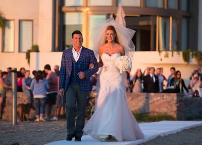 Angie Everhart's Wedding - A David Tutera Event