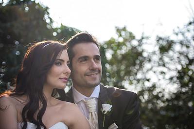 A FEW WEDDING POSES