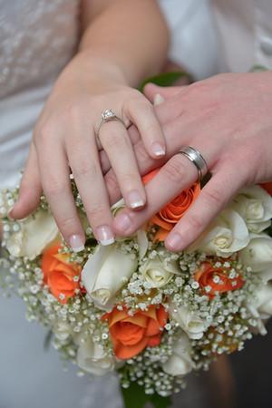 Kristen's Wedding Day