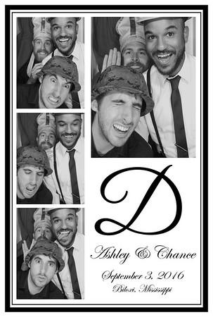Ashley & Chance Davis