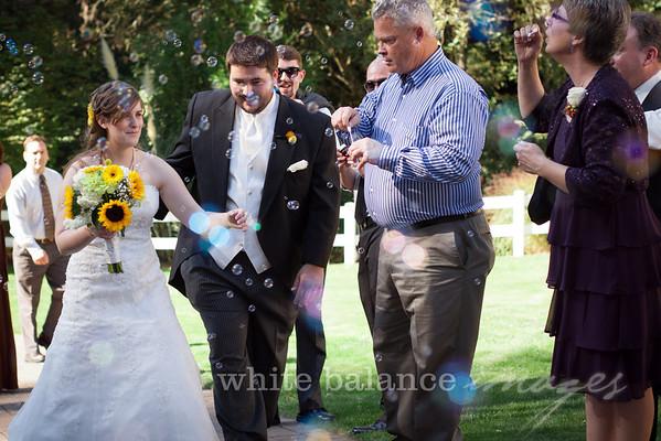 Wedding - Departure!