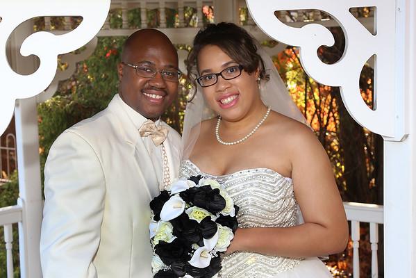 ALEXIS' AND TAHIR'S WEDDING - NOV 19,'16