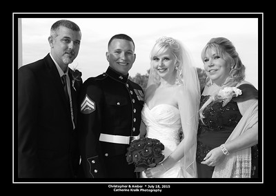 AMBER AND CHRIS 2015 FORMALS WITH WEDDING PARTY CATHERINE KRALIK PHOTOGRAPHY  (2)