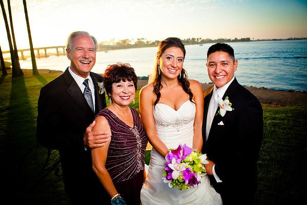 Family (Aaron and Alysia)