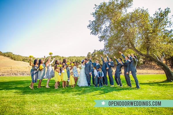 Between (Aaron and Ashley's Wedding)