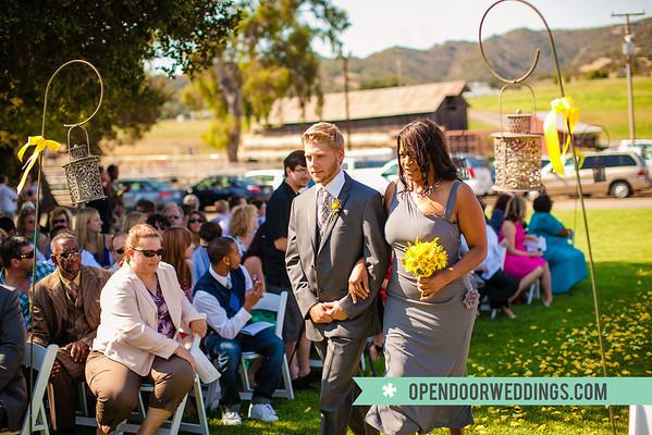 Ceremony (Aaron and Ashley's Wedding)