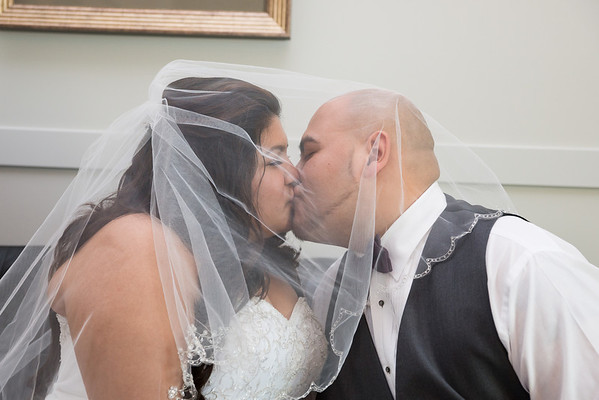 Aaron and Bianca's Wedding -  5/17/2014