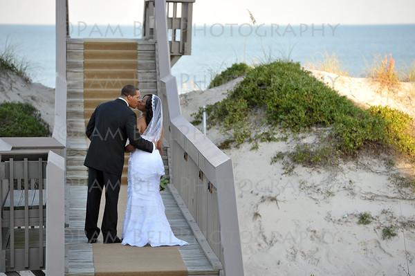 Aaron and Decontee - 09 30 11 - Ritz Carlton - Amelia Island, FL