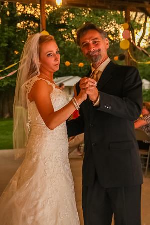 Abbie & David's Wedding