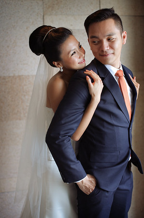Alan + Chien Wei