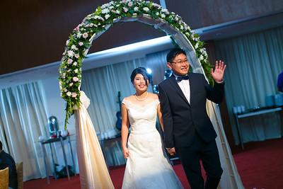 Benny + Sue Wei Reception