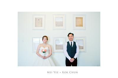 Kok Chun + Mei Yee