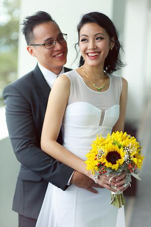 Paul Ong + Kim Ooi Wedding Reception