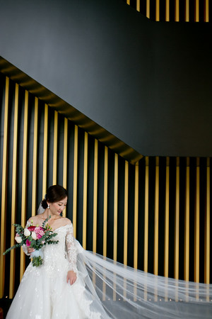 Serena + Su Heong