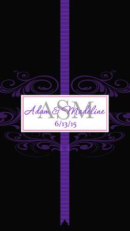 Madeline & Adam's Wedding 6-13-2015