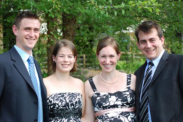 Portman & Caitlin, Gordon & Charlotte