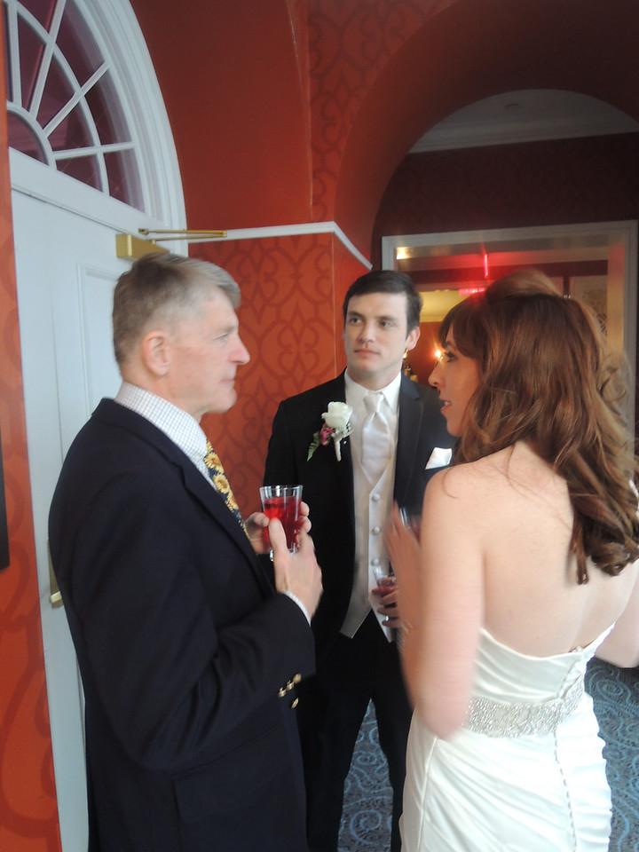 Mark, Adam, and Emily.