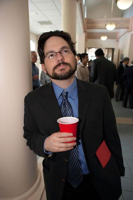 Jim savors his bachelorhood