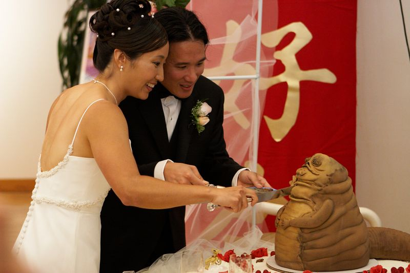 No! Not Jabba! *Gurgle*<br /> (caption courtesy of Lumberjack)