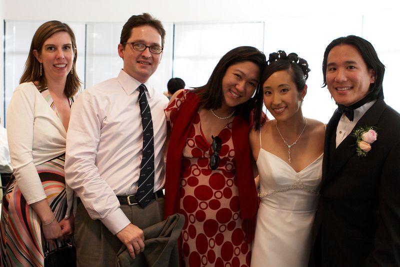 Nicole, Ben, and Christine