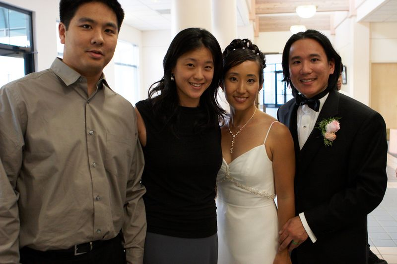 Kien-Wei and Janet, next in line to get married!