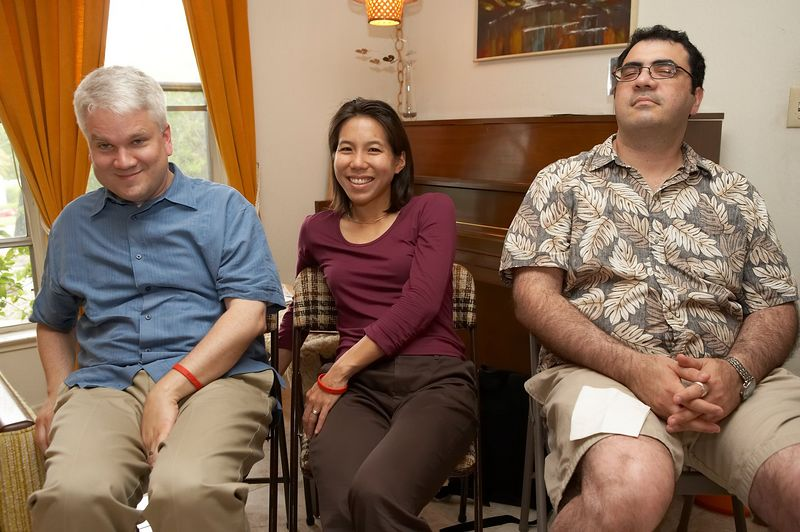 Erik, Edna, and Salim