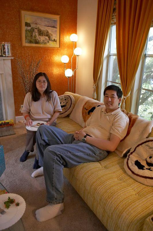 Jerome and Ellen Chen